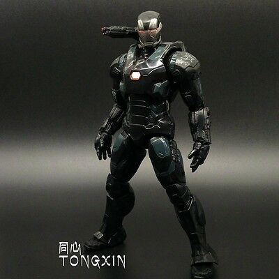 """6.3"""" The Game War machine toy Hot Action Statue Figure Crazy Toys"""