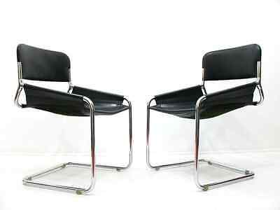 1960'  Pair of original Bauhaus inspired chairs. Mid-century, Retro, Vintage