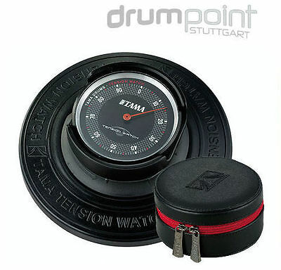 TAMA Tension Watch TW-200 & TW2B Bag Drum-Stimmgerät Schlagzeug Tuner  *TOPDEAL*