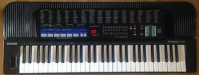 SUPERBE KEYBOARD CASIO CT 670   TONE BANK avec sont pied PIANO SYNTHETISEUR