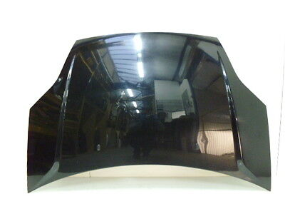 Genuine Ford Fiesta Front Bonnet In Panther Black 2002 2004 2005 2006 - 2008