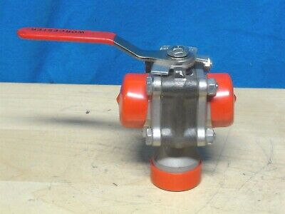 Worcester ~ Control Valve ~ PN: 3/4 TX466T SEV1 ~ MODEL: R4CWP800 ~ NEW NO BOX