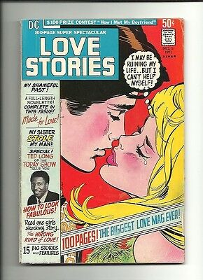1971 DC Comics DC 100-Page Super Spectacular # 5 Love Stories DC-5 VG/FN 5.0