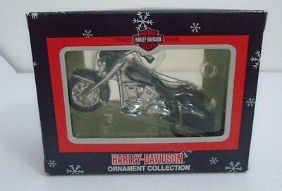 Harley Davidson Ornament Collection North Pole Motorcycle Club Cavanagh