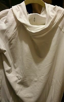 NWT lululemon Healthy Heart Pullover ll Size6 white
