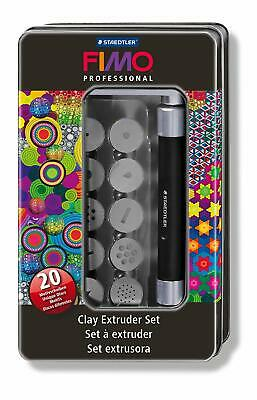 Staedtler 8700 07 Fimo Professional Clay Extruder Tool Set
