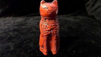 Cinnabar  Franklin Mint Curio Cabinet Cats Collection w/o Card