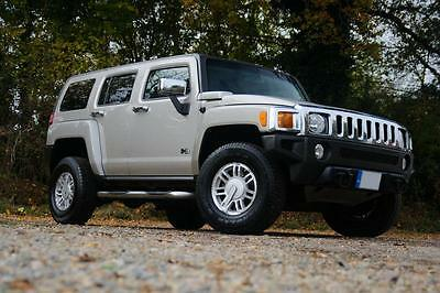 2006 Hummer H3 3.5 Petrol Automatic Silver Birch Metallic