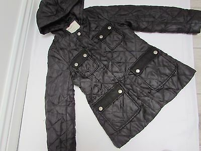 FREE SPIRIT Girl's Quilted Jacket Coat SIze 7-8yrs