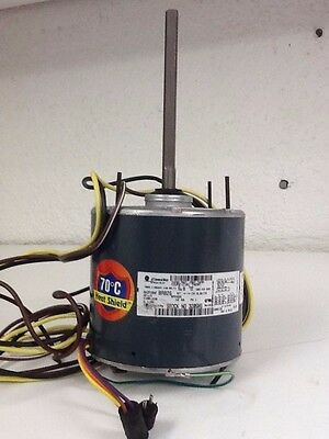 GE Commericial Condenser Fan Motor, 1/3 HP, 825 rpm, 60 Hz 5KCP39NFBA82S