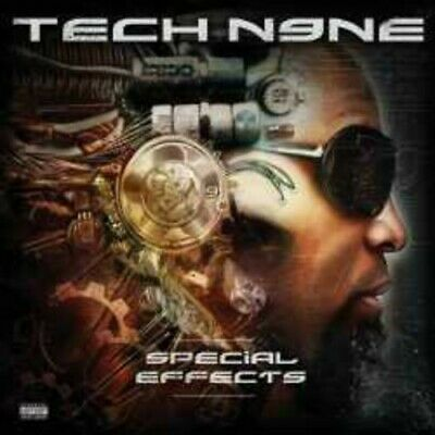 Special Effects - Tech N9ne (2015, CD NUEVO) Explicit Version