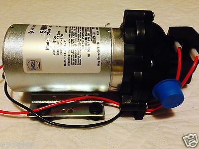 12v SHURflo BOOM WEED SPOT SPRAYER PUMP MORE Lpm THAN ANY 2088-343-135      S5X1