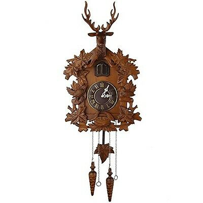 Cuckoo black forest modern 1970 now clocks collectibles 2 834 items picclick - Wooden cuckoo clocks ...