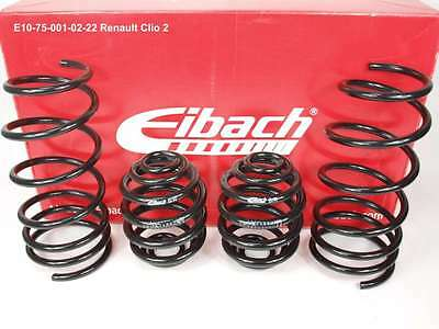Eibach Pro-Kit 1 3/16in lowering springs spring Renault Clio 2 E10-75-001-02-22
