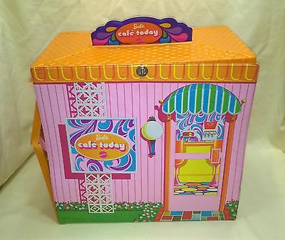 Vintage Mod Barbie Cafe Today Structure As Is Read Rare $189.99