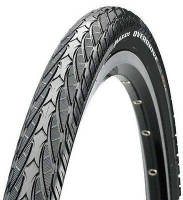 MAXXIS Overdrive Maxxprotect City Touring Bike Bicycle Cycling Tyre 26 x 1.75