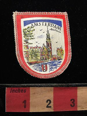 AMSTERDAM Holland / Netherlands Patch BENELUX 69Q7