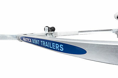 Nautica Boat Trailer NT-520 5.2M Galvanised drive on Boat Trailer