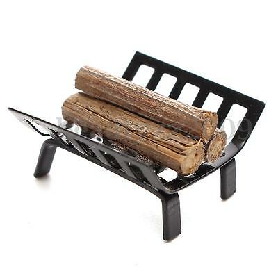 1:12 Dollhouse Dolls House Miniatures Furniture Firewood with Holder For Kitchen