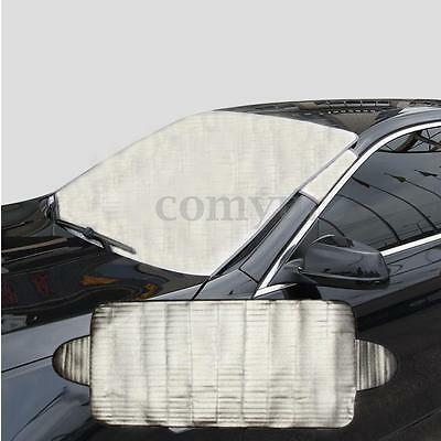Car Frost Shield Windscreen Cover Snow Dust Ice Shield Protection Screen Winter