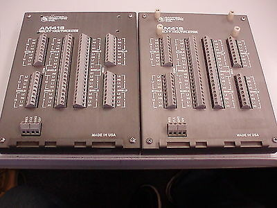 Campbell Scientific Inc Am416 Relay Multiplexer Lot Of Two