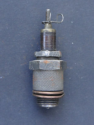 Ancienne bougie KLG KS5 old spark plug candella bujía Tennpluggen