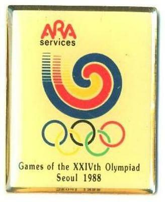 SPORT-Pins: OLYMPISCHE SPIELE / OLYMPIC GAMES SEOUL 1988