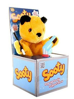 New The Sooty Show Sooty Pop Up Puppet Show
