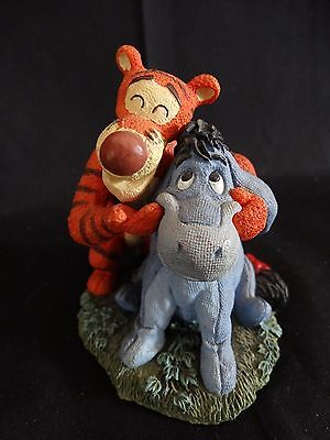 Disney Simply Pooh ~ SO THIS IS WHAT SMILING FEELS LIKE ~ Tigger and Eeyore
