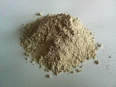 75g Raw Tripoli Fine Abrasive EcoPowder 0-65µ(microns) Softer Than Pumice Powder