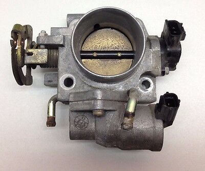 1999-2005 Mazda Miata complete throttle body with TPS and idle valve BP4W