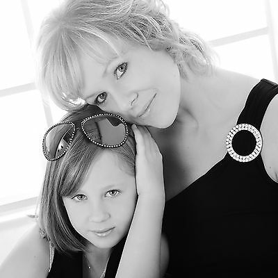 Mother and Daughter Photo Makeover - HALF PRICE - valid 9+ months from issue