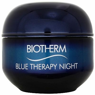 Biotherm Anti-Aging Blue Therapy Night Cream 50ml for her  AGE REPAIR BRAND NEW