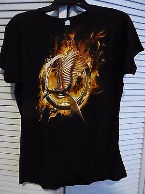 NEW Mockingjay The Hunger Games T-Shirt X-Large XL