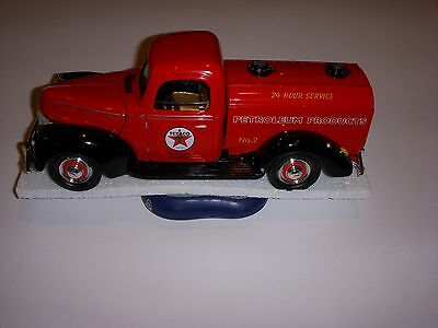 Special Edition of a 1940 FORD TEXACO TRUCK