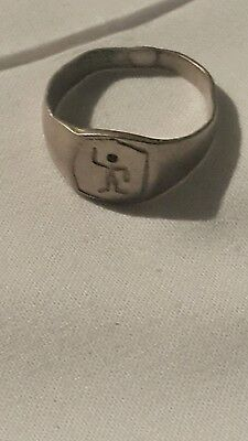 Cultic  Silver Ring