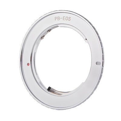 Programmable AF Confirm Adapter Ring for Praktica PB Lens to Canon EOS SLR DC745