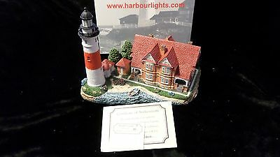 Middle Island Harbour LIghts #320 Michigan - NIB with all certificates #332/4500