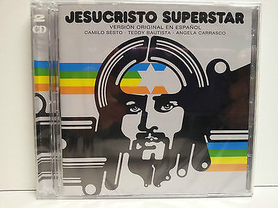 Jesucristo Superstar - Camilo Sesto - 2 Cd - Nuevo - Precintado - Sealed