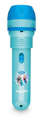 Philips 717880816 Disney Frozen Children 2-1 Projector and Flash LED Light