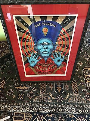 Emek queens of the stone age Framed Poster