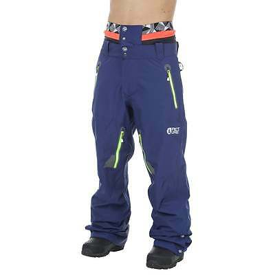 Picture Naikoon Pant - Dark Blue Green