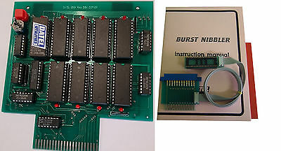 Duplikator C64 Turbo Nibbler Hardware and Software Ram Disk Copier [F03]