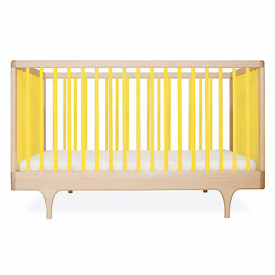 Caravan Cot in Yellow