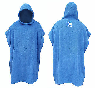 Surf Changing Robe - El Poncho! in Blue, Charcoal