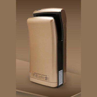 110V Automatic Double Sides HandCommercial Automatic Sensor Electric Hand Dryer