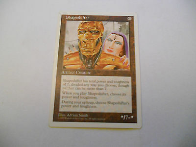 1x MTG Shapeshifter-Polimorfo Magic EDH 5th Quinta ed Base ING Inglese x1