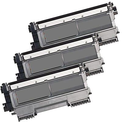 Brother TN-450 3 Pack High Yield Toner Cartridges DCP-7060D, DCP-7065, HL-2220