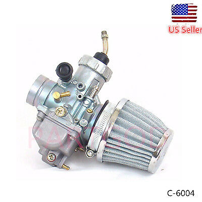 Carb Carburetor W/ Air Filter For Yamaha YZ80 YZ85 DT125 Motorcycle US Seller E1