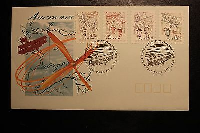 Australia 1994 Aviation Feats First Day Cover